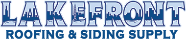 Lakefront Roofing and Siding Supply Logo